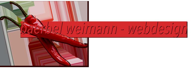 baerbel weimann - webdesign